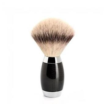 Muhle Edition Silvertip Fibre® Carbon Handle Shaving Brush