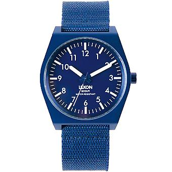 Blue Lexon Scout Watch