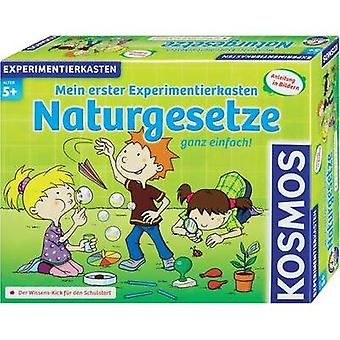 Science kit Kosmos Mein erster Experimentierkasten - Naturgesetze 602079 5 years and over