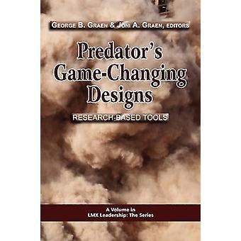 Roofdieren Gamechanging ontwerpen van George B. Graen & Joni A. Graen & George B. Graen