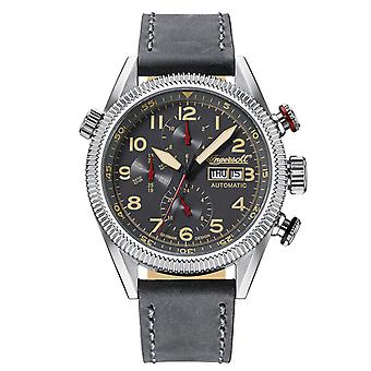 Ingersoll men's watch wristwatch automatic Grizzly IN1102GU
