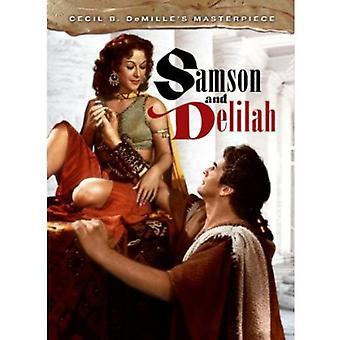 Samson & Delilah [DVD] USA import