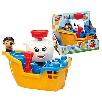 Megabloks Mega Pat Pirate Ship (Toys , Preschool , Vehicles)