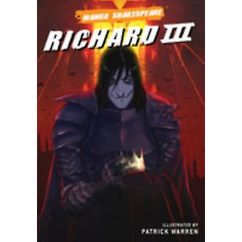Manga Shakespeare: Richard III (Paperback) by Shakespeare William