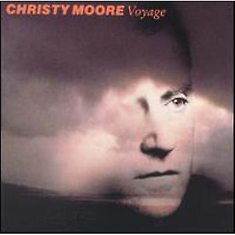 Christy Moore - Voyage [CD] USA import