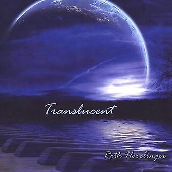 Roth Herrlinger - Translucent [CD] USA import