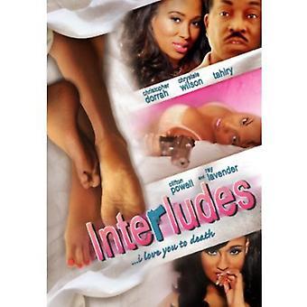 Interludes [DVD] USA import