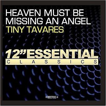 Winzige Tavares - Himmel muss fehlt ein Engel [CD] USA importieren