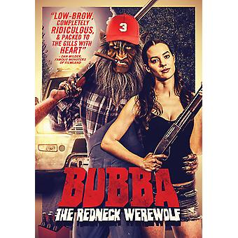 Bubba Redneck varulv [DVD] USA importerer