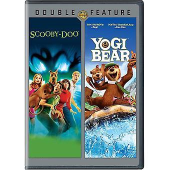 Scooby-Doo/Yogi Bear [DVD] Stati Uniti importare