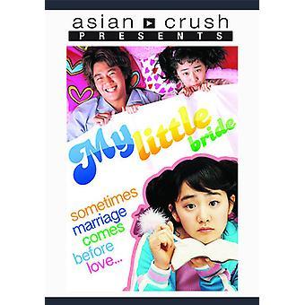 Min lille brud [DVD] USA importerer
