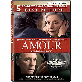 Amour [DVD] USA import