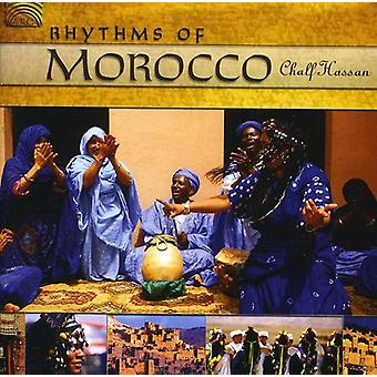 Chalf Hassan - import USA rytmy Maroka [CD]