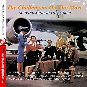 Utmanare - på Move [CD] USA import