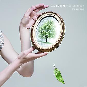Edison - velkendte ånd [Vinyl] USA importerer