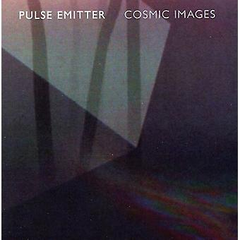 Puls Emitter - kosmisk billeder [CD] USA importerer