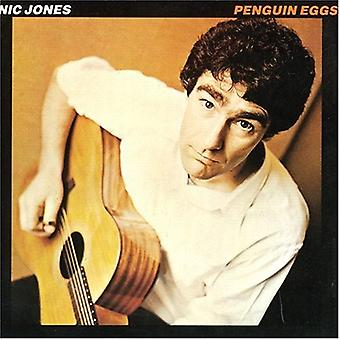Nic Jones - Penguin Eggs [CD] USA import