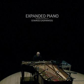 Stavros Gasparatos - Expanded Piano [CD] USA import