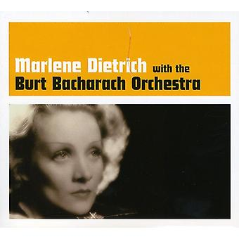 Marlene Dietrich - med the Burt Bacharach Orchesta [CD] USA import