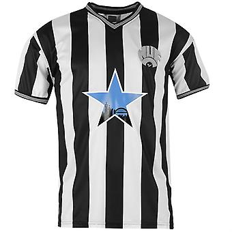 Score Draw Newcastle United 1984 Home Shirt