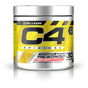 Cellucor C4 Fruit Punch 195 gr (Sport , Pre-training)