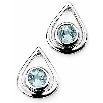 925 sølv ørering Trend