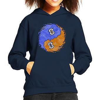 قميص من النوع الثقيل مقنعين سكويديسم سبلاتون كيد