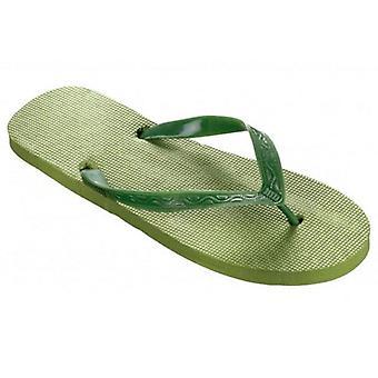 BECO Pool Flip Flops - Green