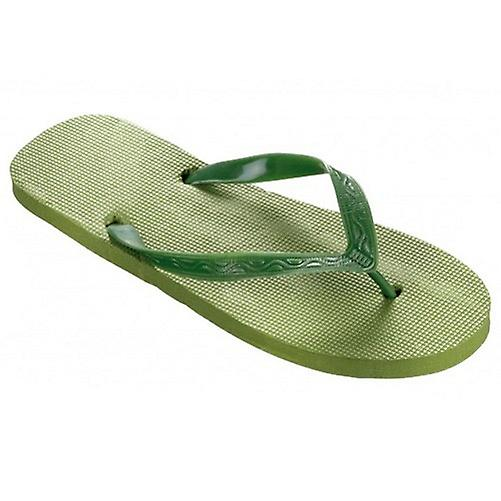 BECO Pool Flip Flops - Green