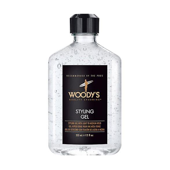 Woody's For Men Styling Gel 355ml