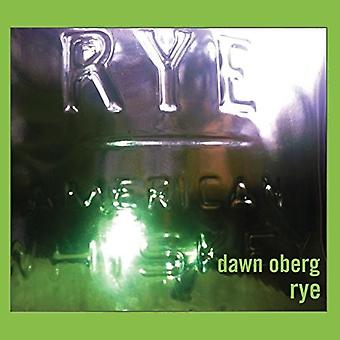 Dawn Oberg - Roggen [CD] USA import