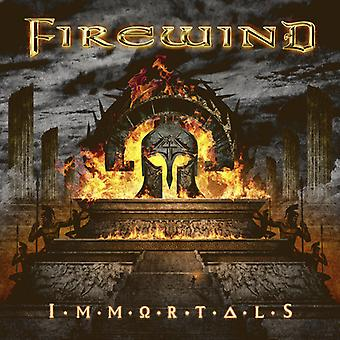Firewind - odödliga [CD] USA import