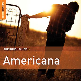 Rough Guide til Americana - Rough Guide til Americana (Second Edition [CD] USA import