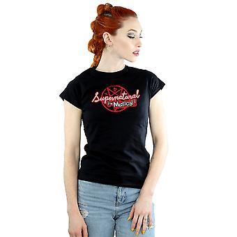 Supernatural Women's The Musical T-Shirt