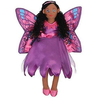The Puppet Company Puppets Fairy Fingers Mulata (Toys , Preschool , Theatre And Puppets)