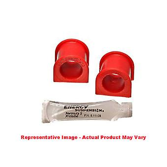 Energy Suspension Sway Bar Bushing Set 16.5113R Red Front Fits:ACURA 1990 - 199