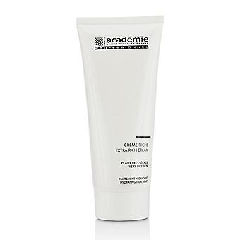 Academie 100% Hydraderm Extra Rich Cream - Salon Size - 100ml/3.4oz