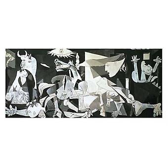 Impresión de póster del Guernica de Pablo Picasso (40 x 20)