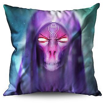 Guy Mystic Being Linen Cushion Guy Mystic Being | Wellcoda