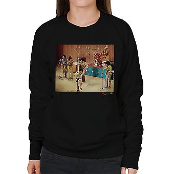 The Jackson 5 At The Royal Variety Performance Women's Sweatshirt
