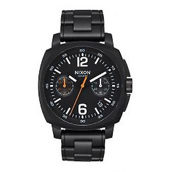 Nixon The Charger Chrono All Black (A1071-001)