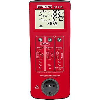 Benning ST 710 E Calibrated to Manufacturer's standards (no ce