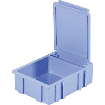 SMD box Green Lid colour: Green 1 pc(s) (L x W x H) 41 x 37 x 15