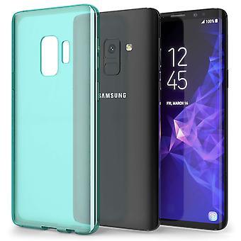 Samsung Galaxy S9 TPU Gel Case - blau