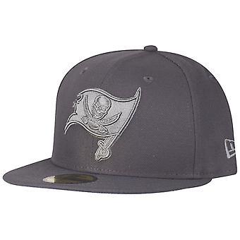 New era 59Fifty Cap - GRAPHITE Tampa Bay Buccaneers