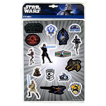 STAR WARS MAGNET SET B