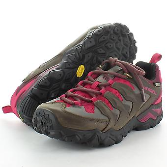 Merrell Damen Chameleon Shift Ventilator Gore-Tex Walking Schuh rot