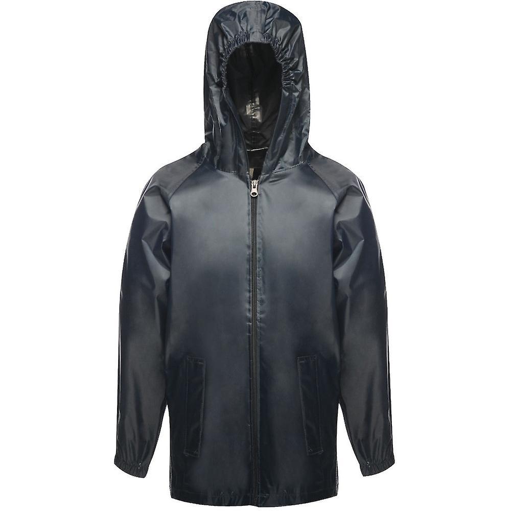 Regatta Boys & Girls Pro Stormbreak Waterproof Schoolwear Jacket Coat