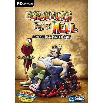 Naboer fra helvede hævn er en sød spil (PC CD)