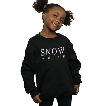 Disney Princess Girls Snow White Graphic Sweatshirt